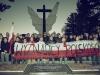 95 Obchody Święta Niepodległości przy pomniku Katyńskim w Niles